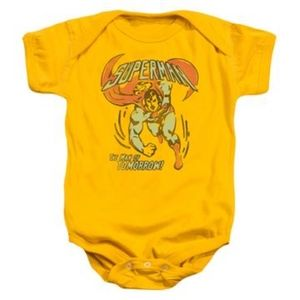 Other - Dc - Tomorrow Man Infant Snapsuit Onesie